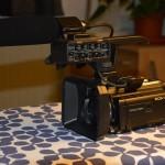 mijn nieuwe camera