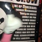 poster comedy in den haag